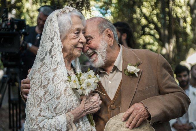O Outro Lado do Paraíso Casamento Mercedes e Josafa