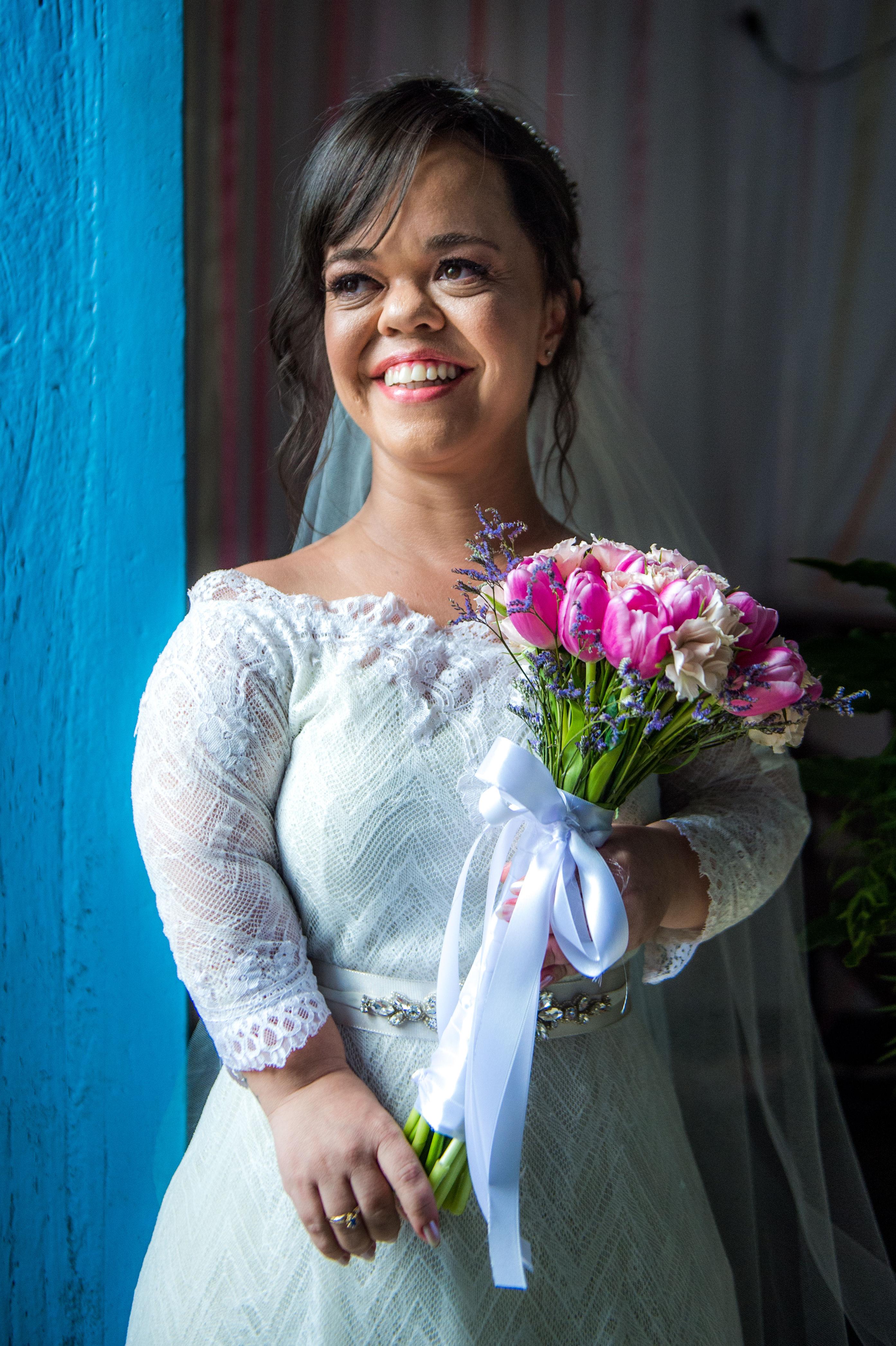 Casamento de Estela (Juliana Caldas) - O Outro Lado do Paraíso