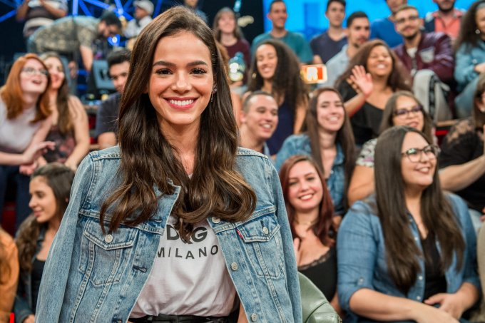 "Bruna Marquezine no ""Altas Horas"""