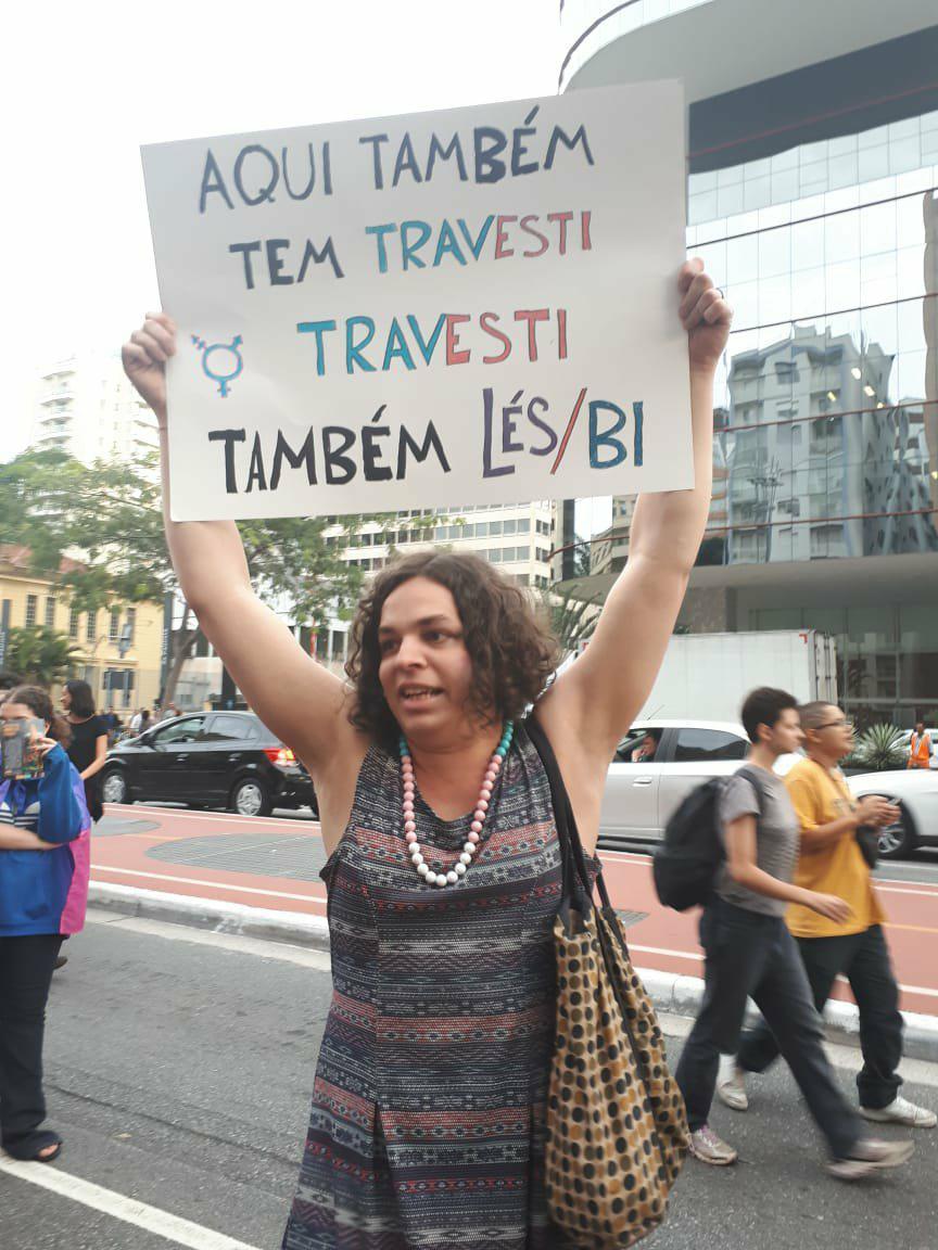 XVI Caminhada de Mulheres Lésbicas e Bissexuais