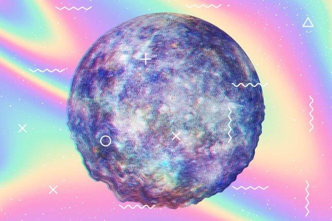 Planeta Mercúrio