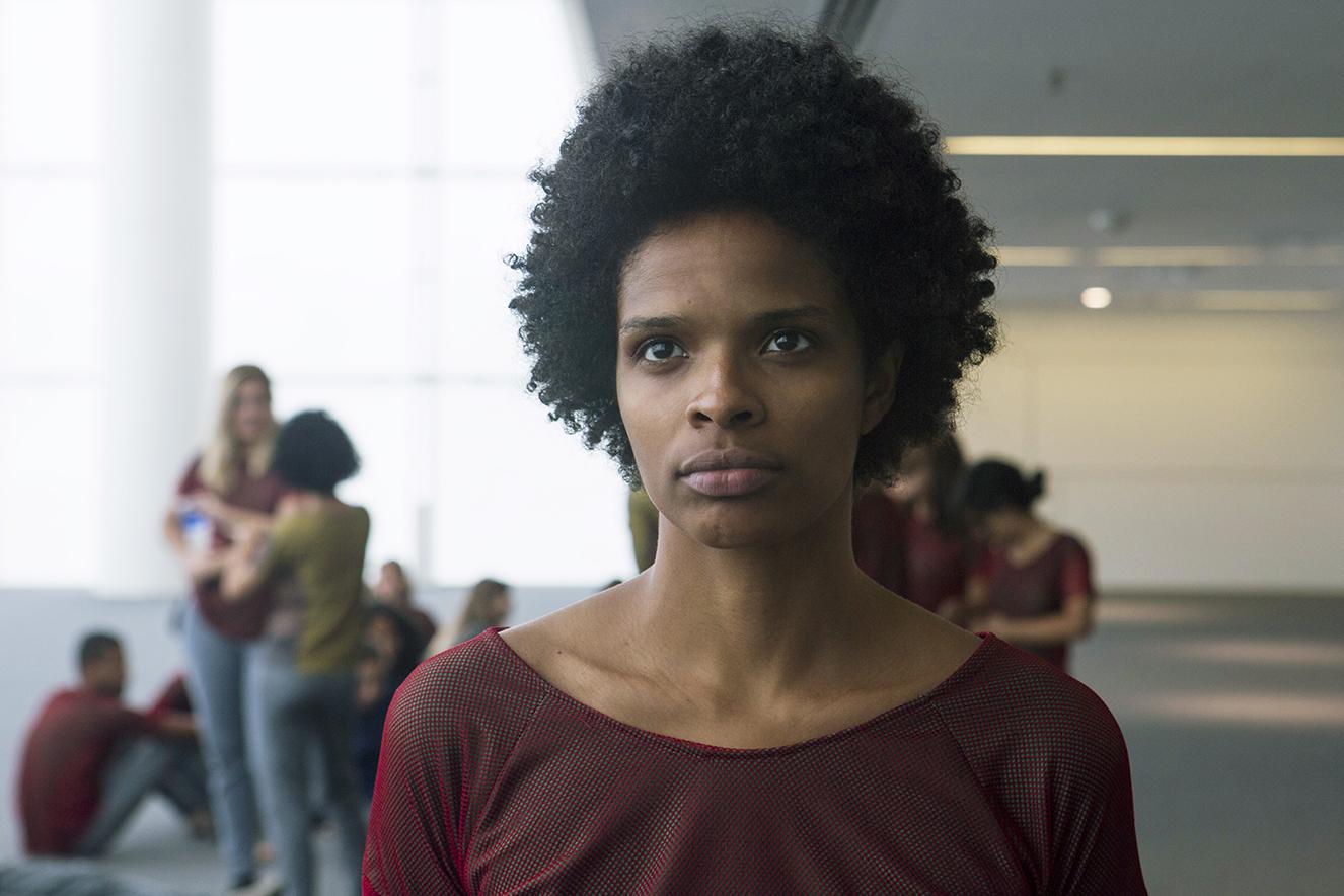 Joana (Vaneza Oliveira), de 3%, da Netflix