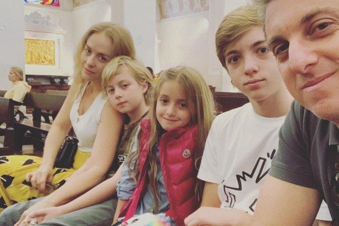 angélica luciano huck família