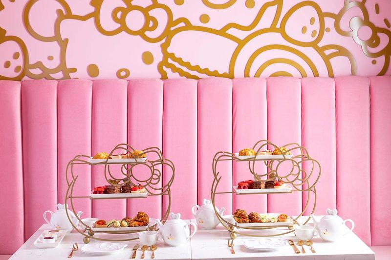 Hello Kitty Grand Cafe