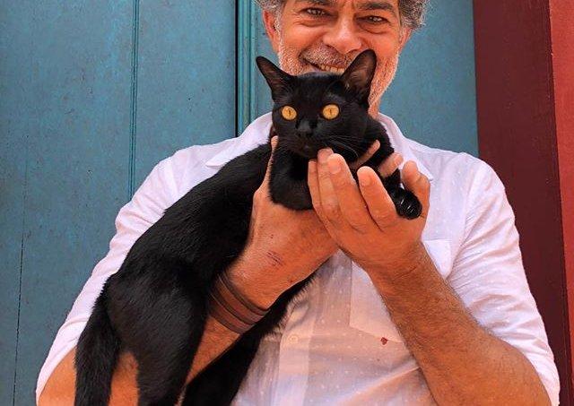 Eduardo Moscovis na novela O Sétimo Guardião