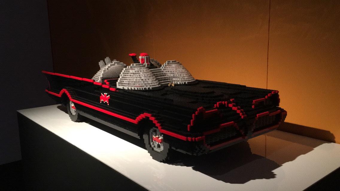 The Art of The Brick - Expo Lego