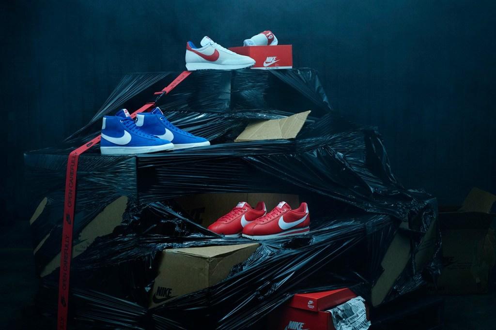 Coleção Nike x Stranger Things