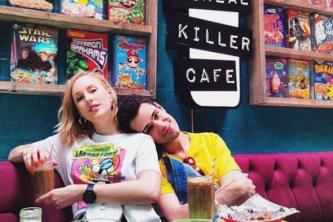 Cereal Killer Cafe