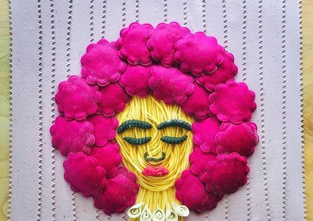 Arte Macarrão