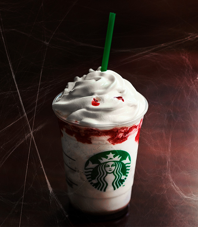 Frappuccino Halloween