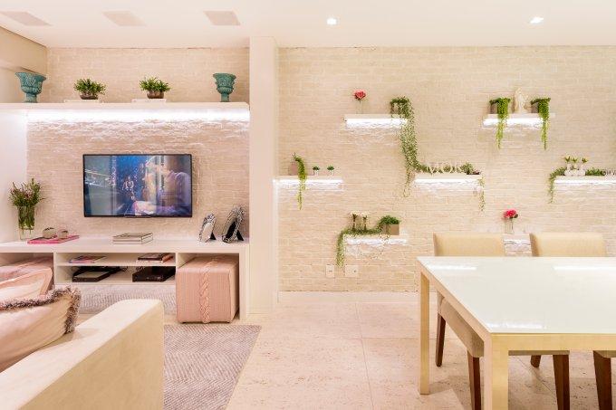 apartamento monise rosa 60m
