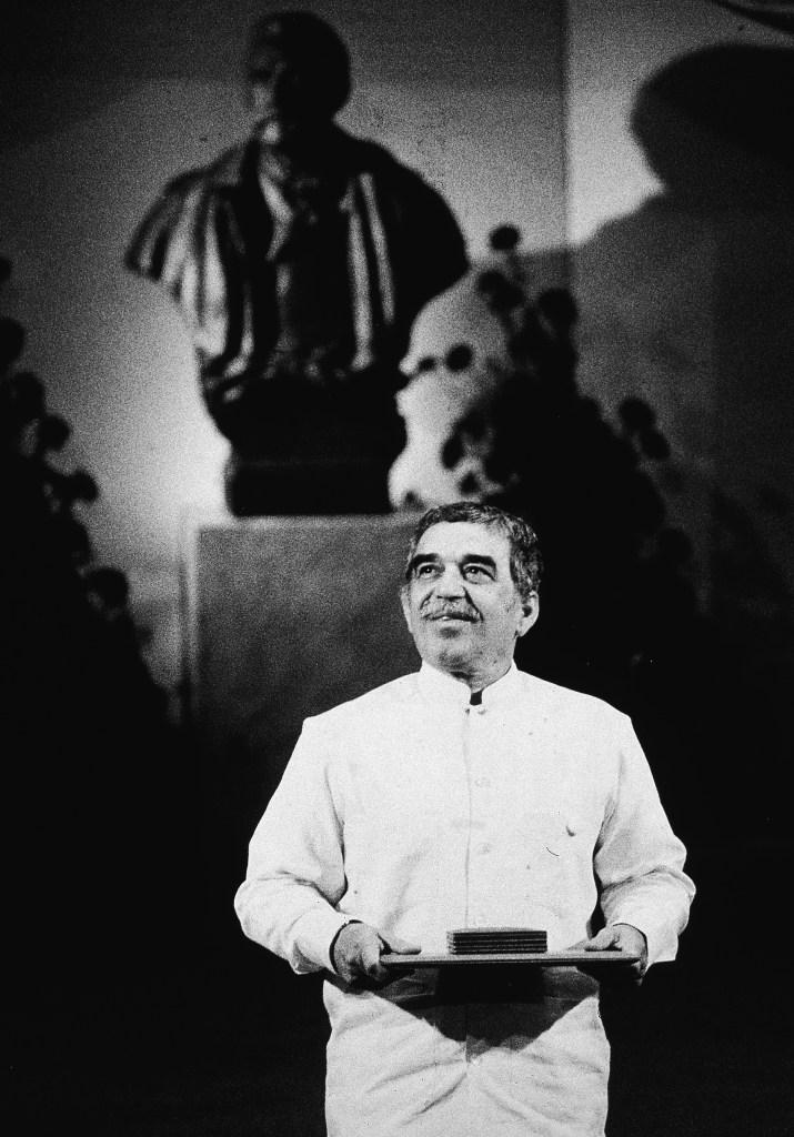 91 aniversario de Gabriel Garcia Marquez Nobel de Literatura
