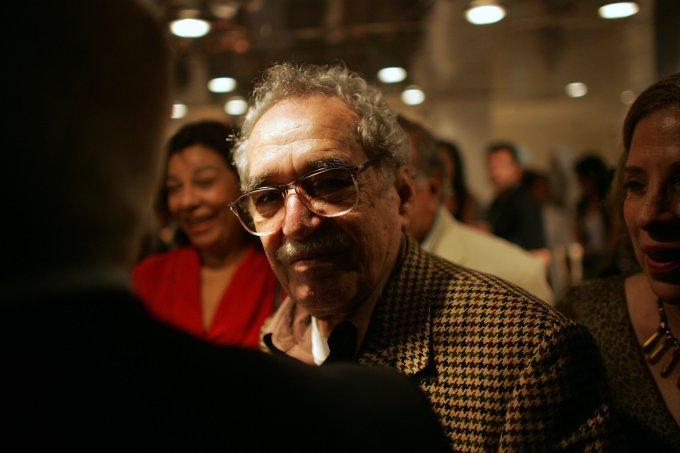 Gabriel Garcia Marquez aniversário