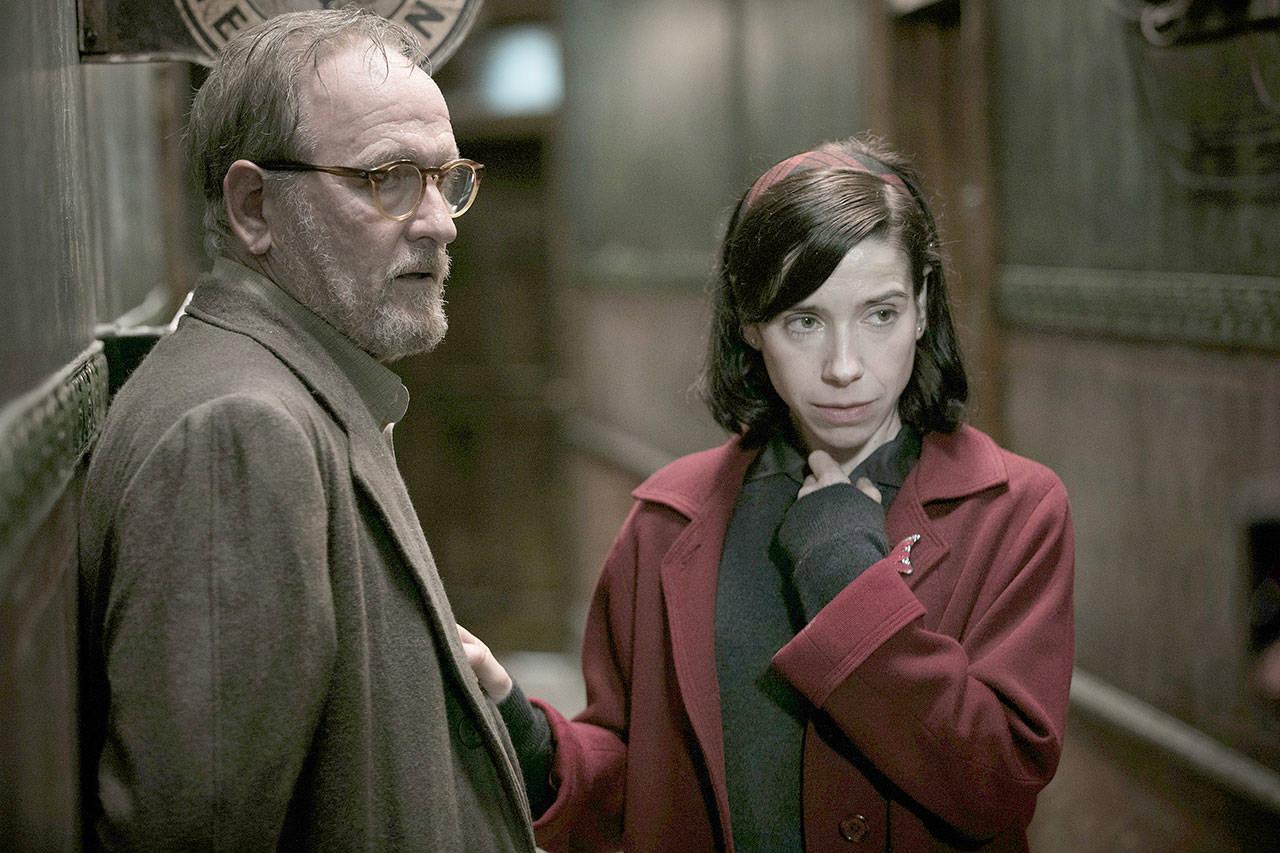 """O longa """"A Forma da água"""" tem 13 indicações ao Oscar e direção de Guillermo Del Toro"""