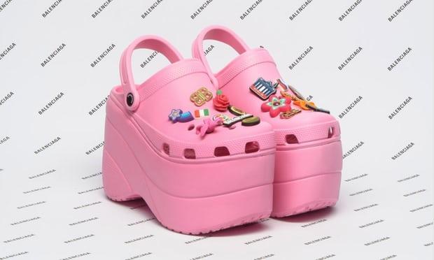 Balenciaga - Crocs