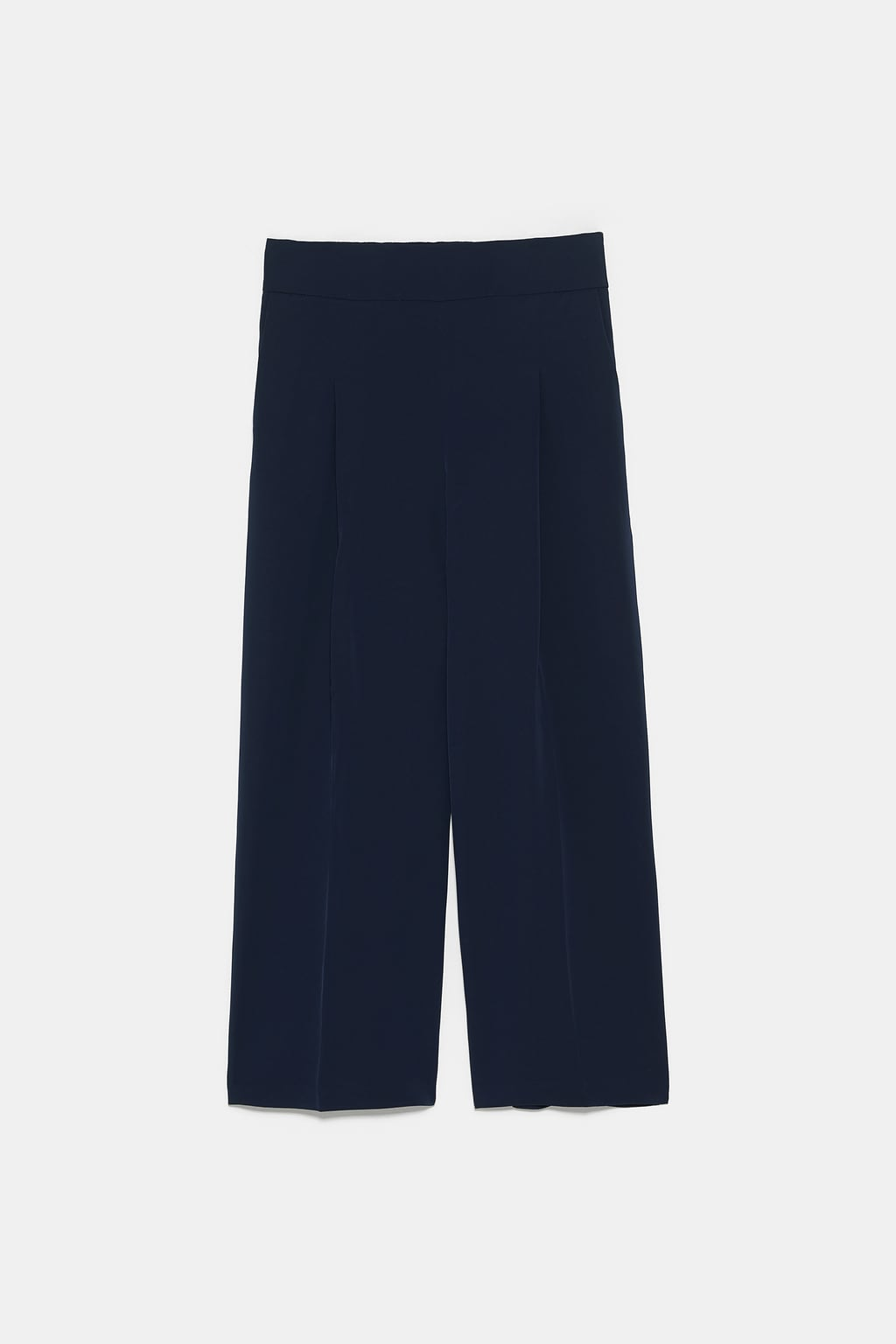 calça cintura alta zara