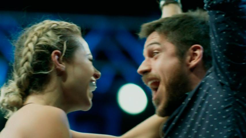A Força do Querer, Jeiza vence o UFC