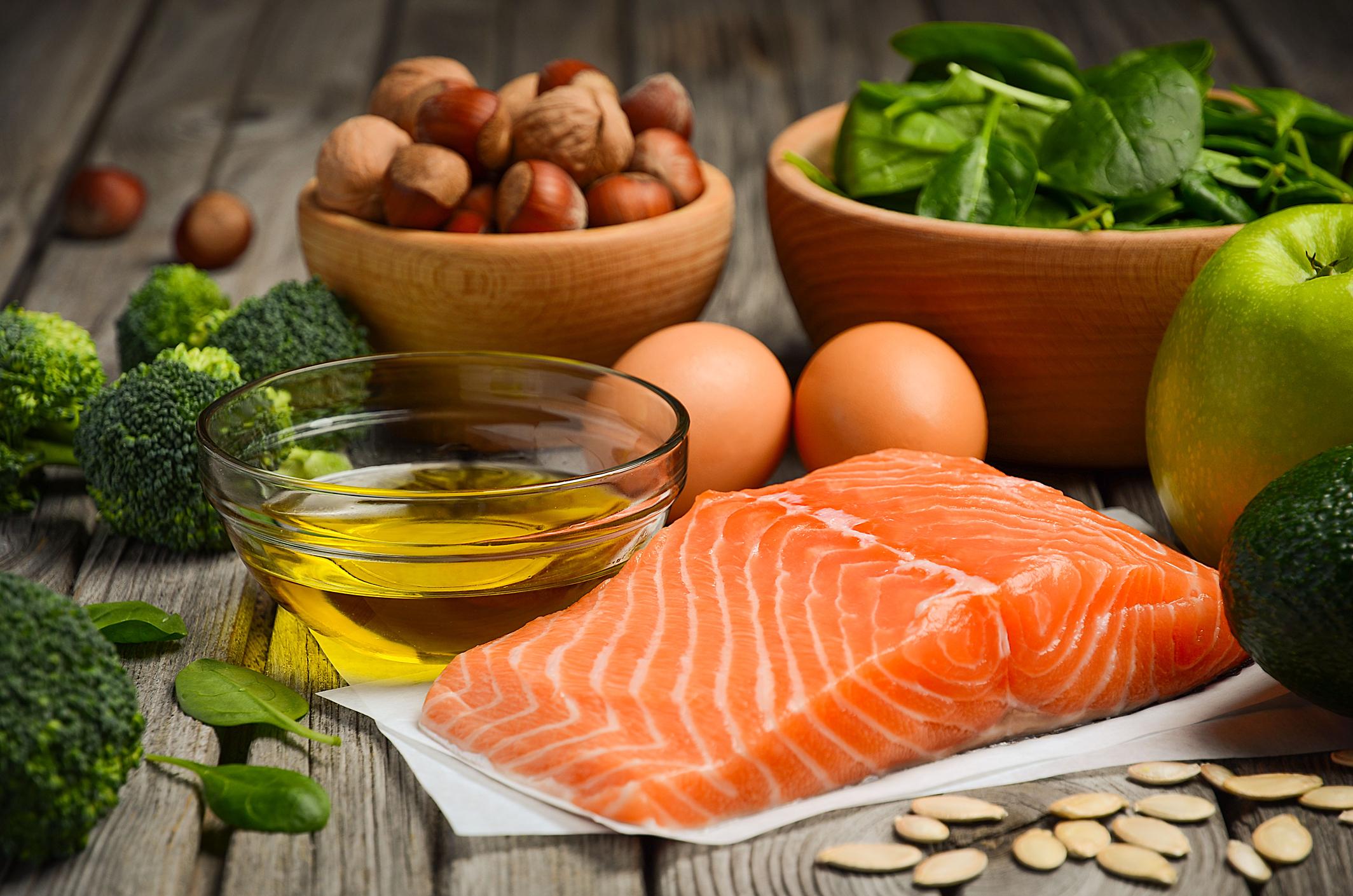 Acne x alimentação - alimentos ricos em zinco e vitamina A