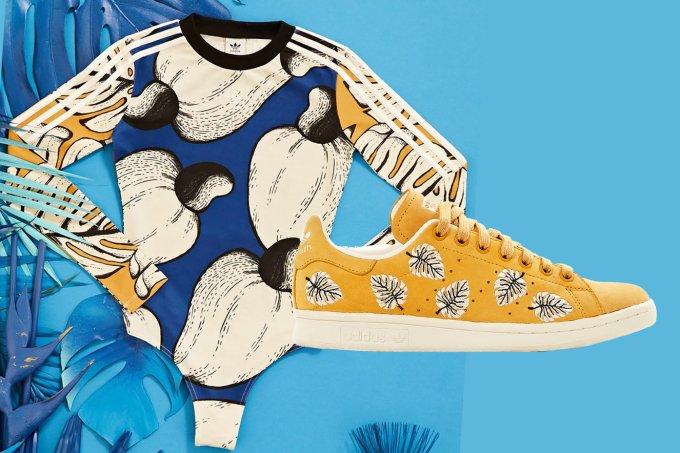 Adidas Originals + FARM