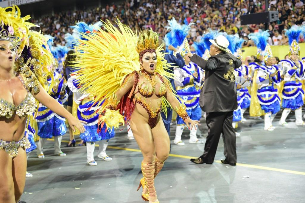 Desfile da Acadêmicos do Tatuapé