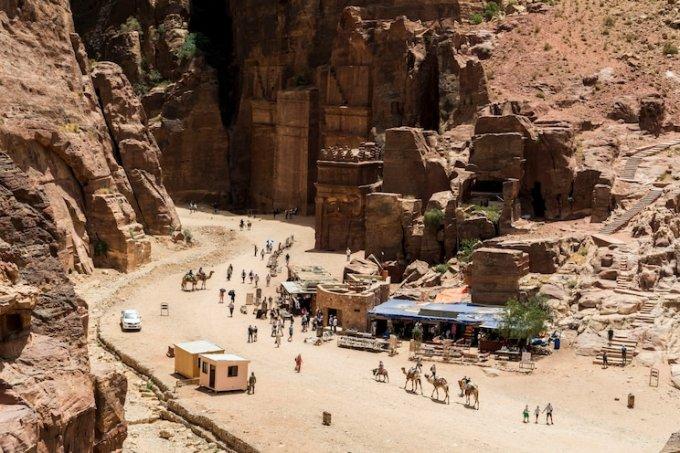 viagem airbnb jordânia