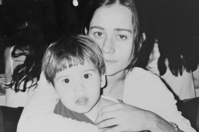 Alessandra Negrini e Antonio Negrini