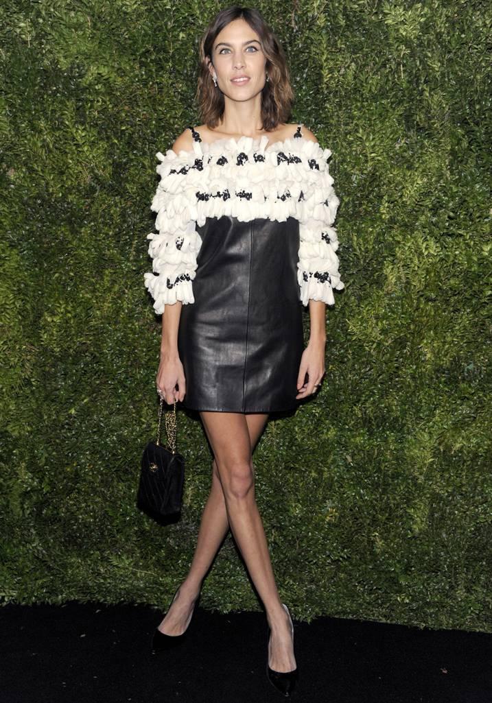 Looks famosas Chanel MoMA Benefit Gala