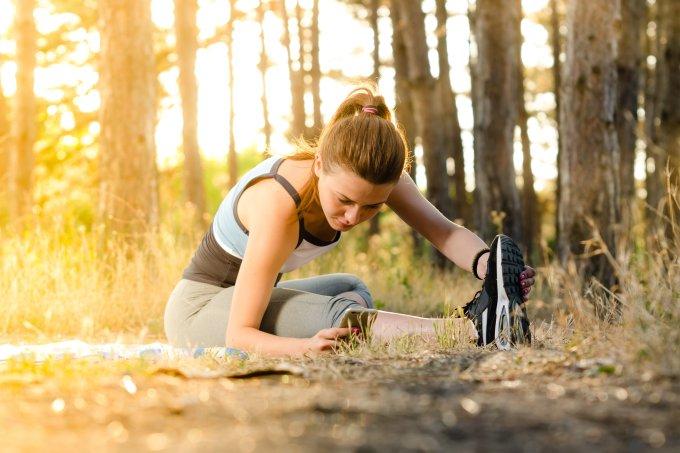 Como se proteger do sol enquanto pratica exercícios