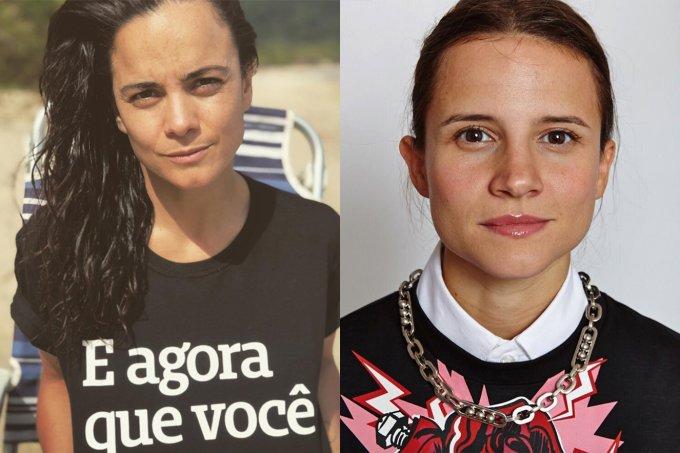 Aline Braga e Bianca Comparato