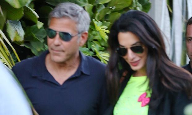 Conheça as qualidades que fizeram da advogada Amal Alamuddin a noiva de George Clooney