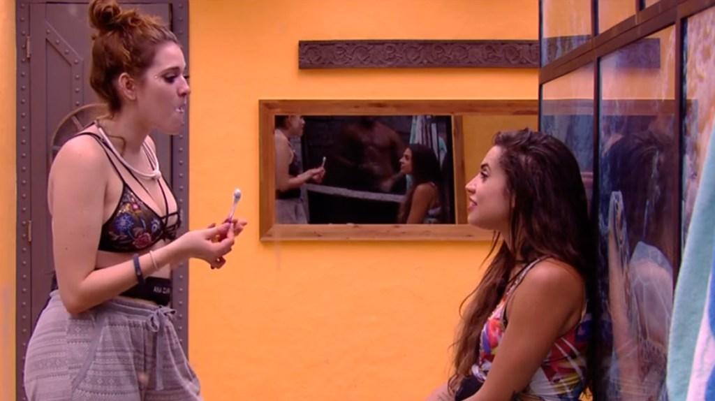 Ana Clara e Paula BBB18