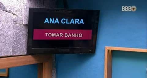 Montagem Ana Clara BBB18