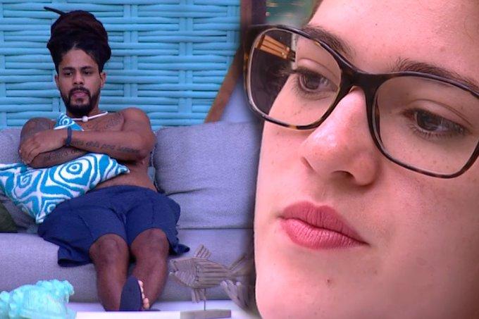 Ana Clara e Viegas BBB18