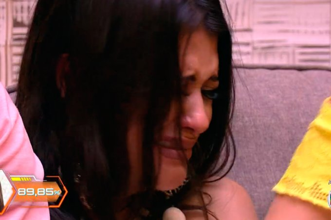 Ana Paula saiu do BBB18