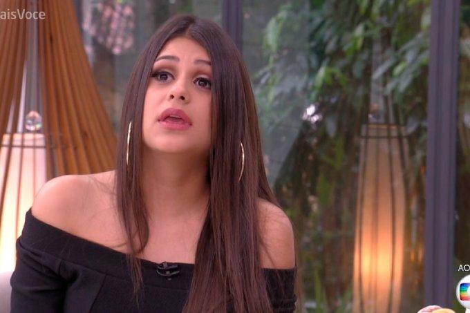 Ana Paula no Mais Você BBB18