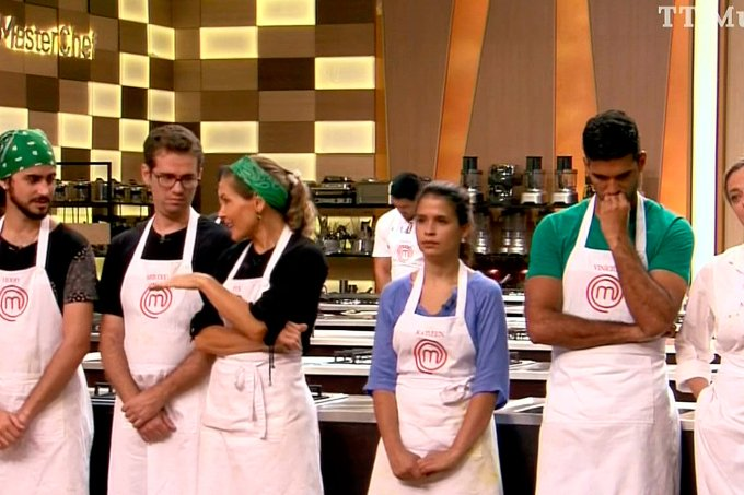 Aristeu eliminado do 'MasterChef Brasil""