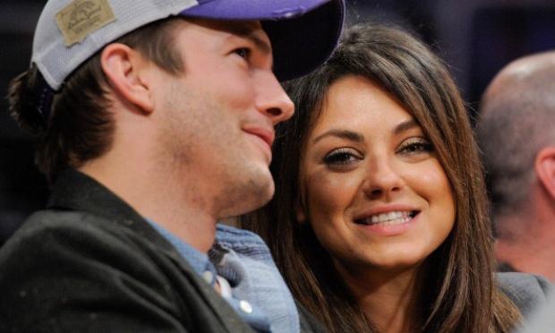 Ashton Kutcher e Mila Kunis serão pais de gêmeos, segundo revista