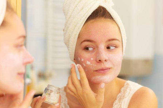 Ativos naturais poderosos e perfeitos para a pele seca