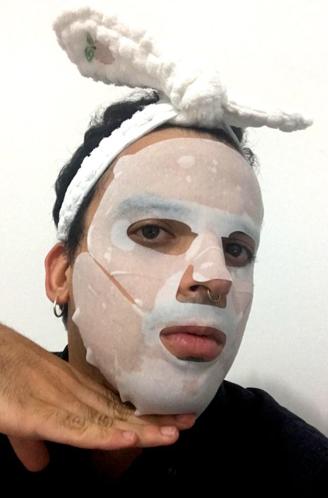 Nova Máscara da Avon