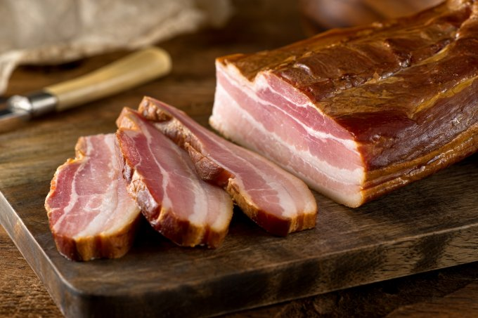 Receitas com bacon