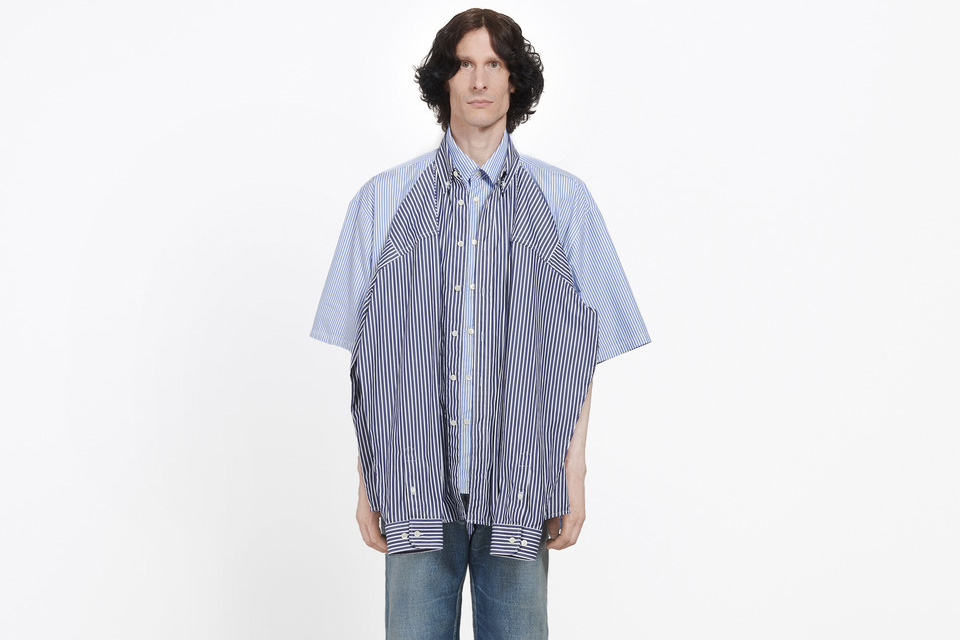 Belenciaga camisa/camiseta