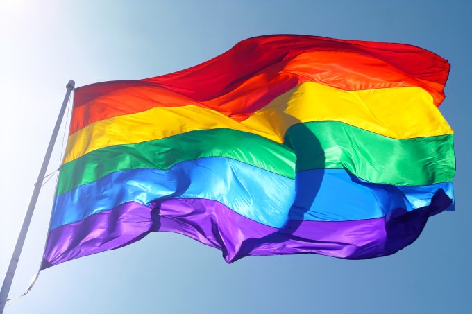 Bandeira Orgulho LGBT
