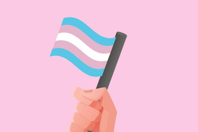 Bandeira Trans