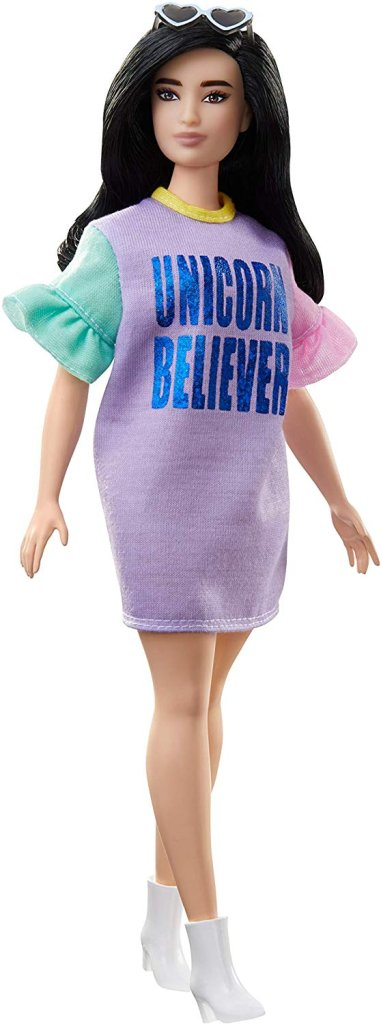 barbie unicórnio