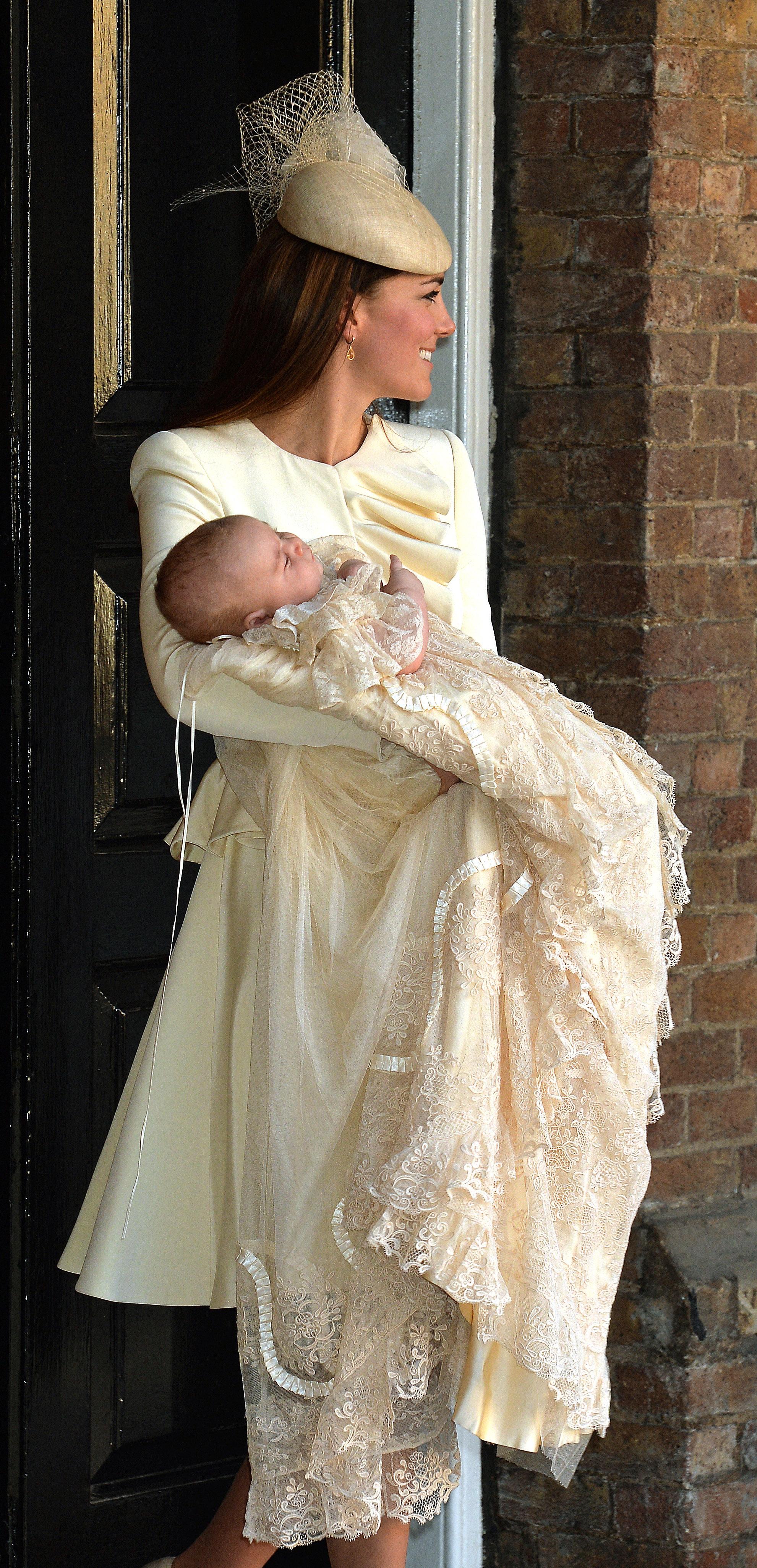 Batizado Príncipe George