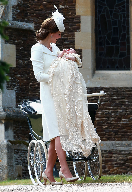 Batizado Princesa Charlotte
