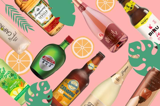 35 bebidas alcoólicas para presentear sua mãe (e bebericar com ela)