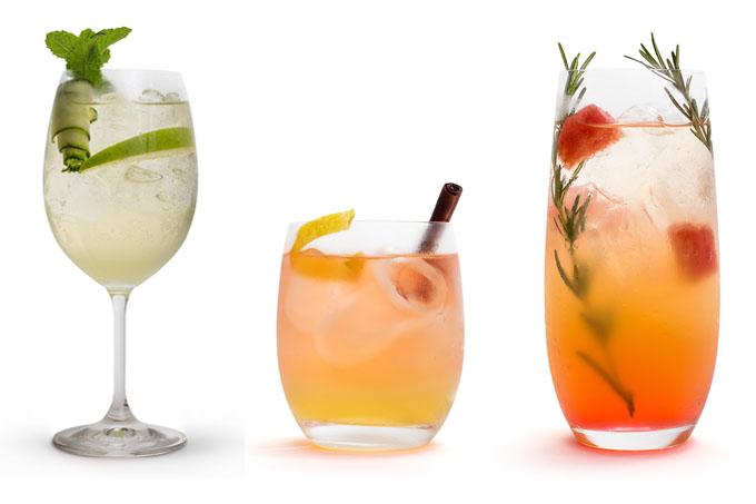 Bebidas refrescantes para curtir nos dias quentes