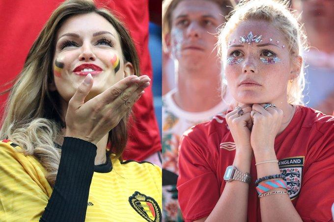 Como assistir online Bélgica X Inglaterra
