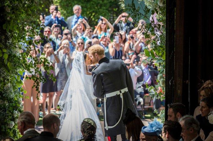Principe Harry e Meghan markle casamento